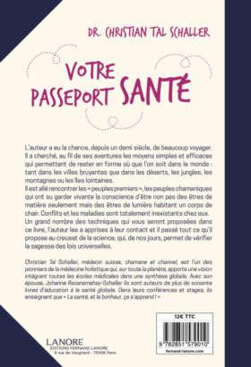 Votre passeport santé
